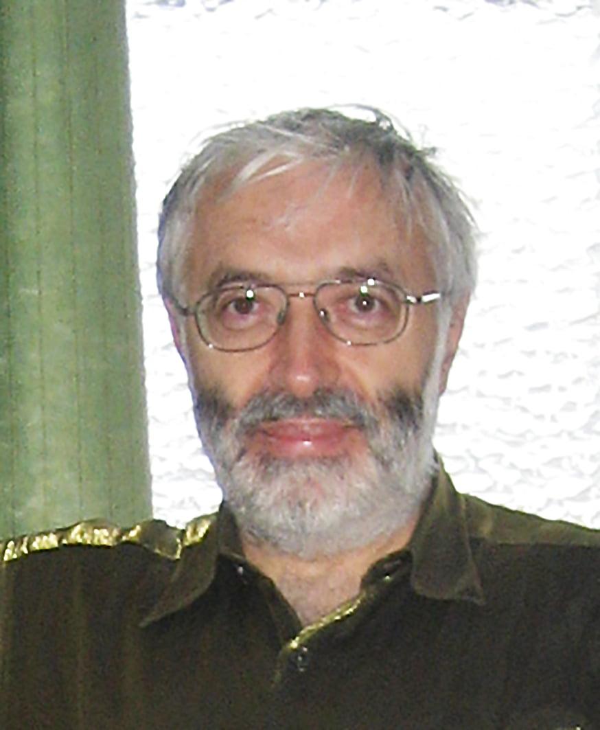 Profesor yoga Gregorian Bivolaru