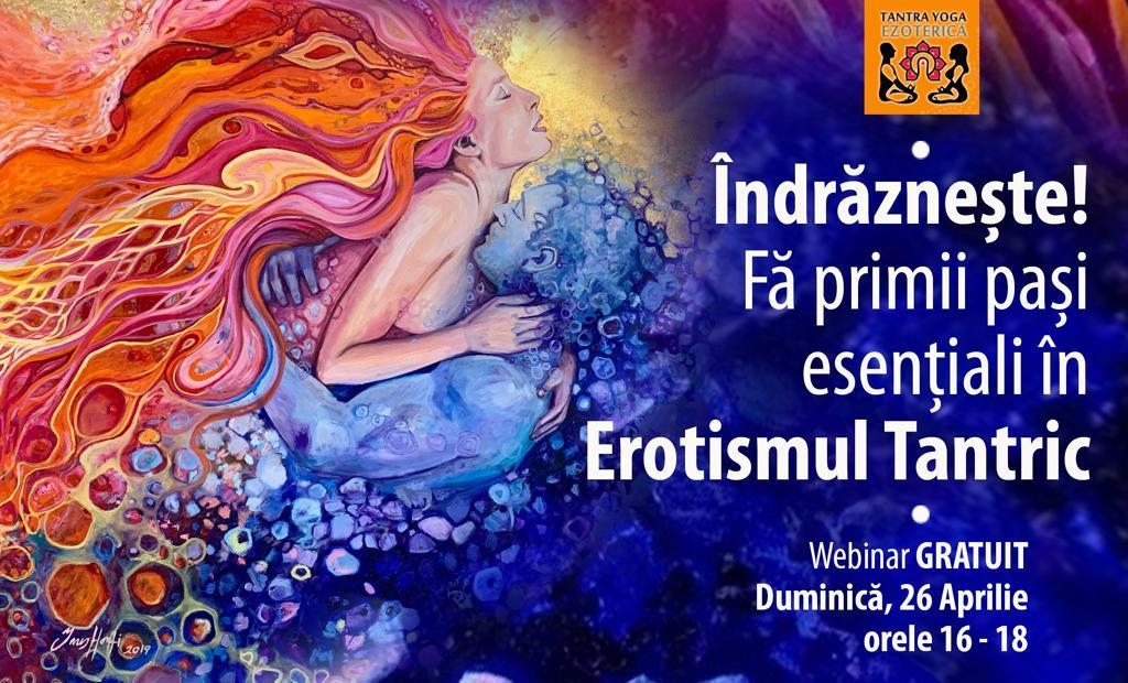 Erotism - Tantra Yoga Ezoterica