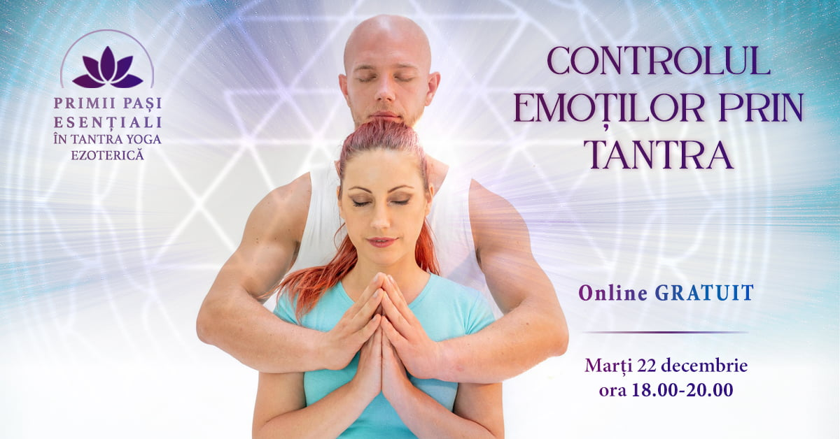 Controlul emoțiilor – o cheie pentru o viață împlinitoare
