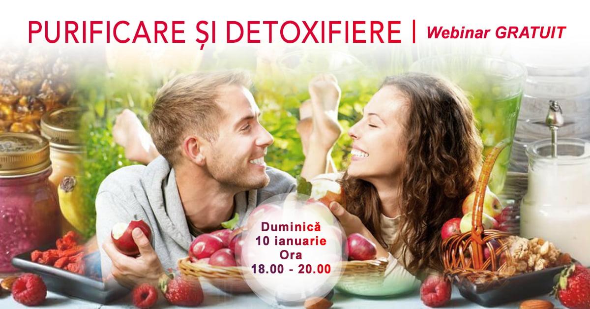 Purificare și detoxifiere